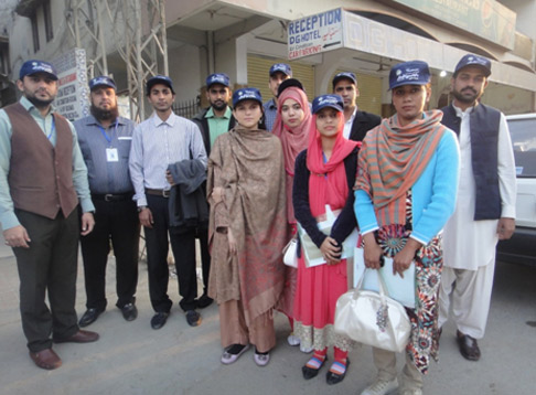 Awareness Campaign under Girls Supplemental Stipend Pilot Programme Phase-II in six district of Punjab