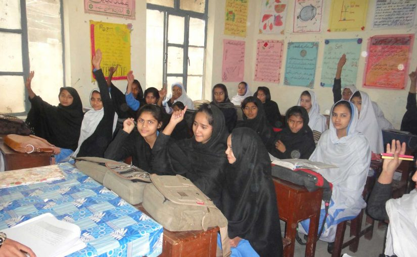Girls' Stipend Monitoring Survey in Kasur, Okara, Bhakkar, Khanewal and Muzaffar Garh districts